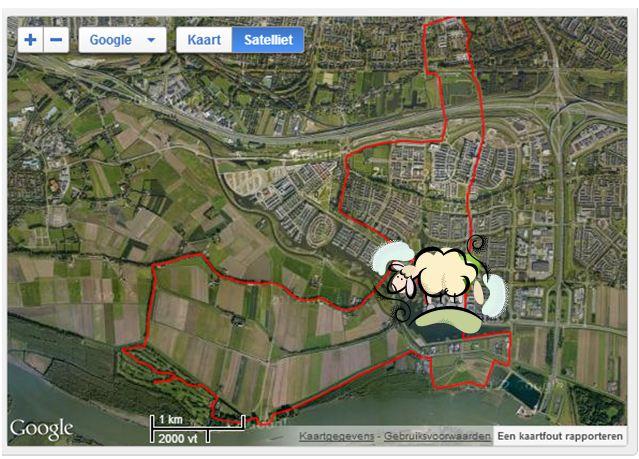 route carnisse haleve marathon