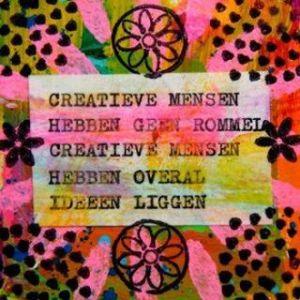 creatieve mensen