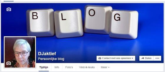 fb pagina blog