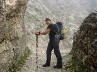 Vier dagen bergwandelen in deKarwendel