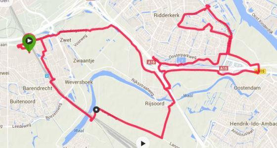 28 km loop