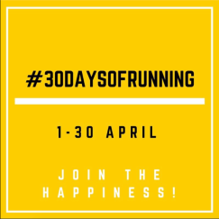 30daysofrunning