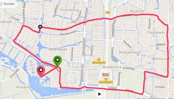 baRUNdrecht 10 km