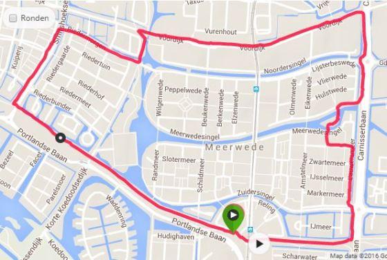 baRUNdrecht 5 km