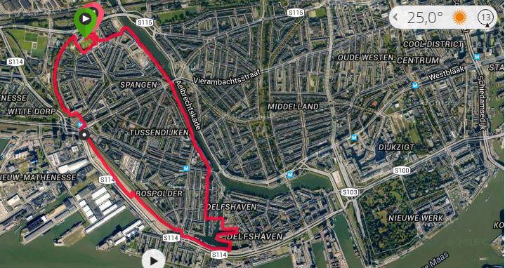 route kasteelrun