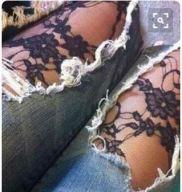 jeans-met-kant