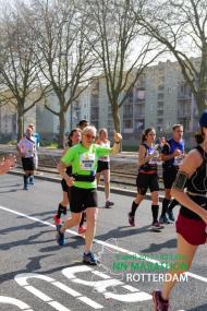 Marathon Rotterdam opgevoel
