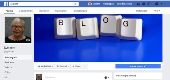 djaktief op Facebook