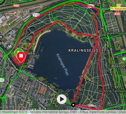 route maasstadloop